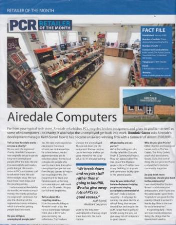 PCRetail Trade Magazine